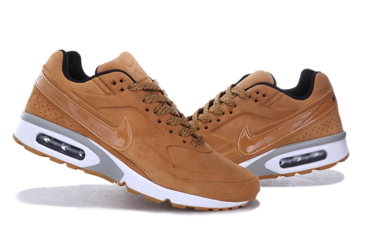 air max marron homme